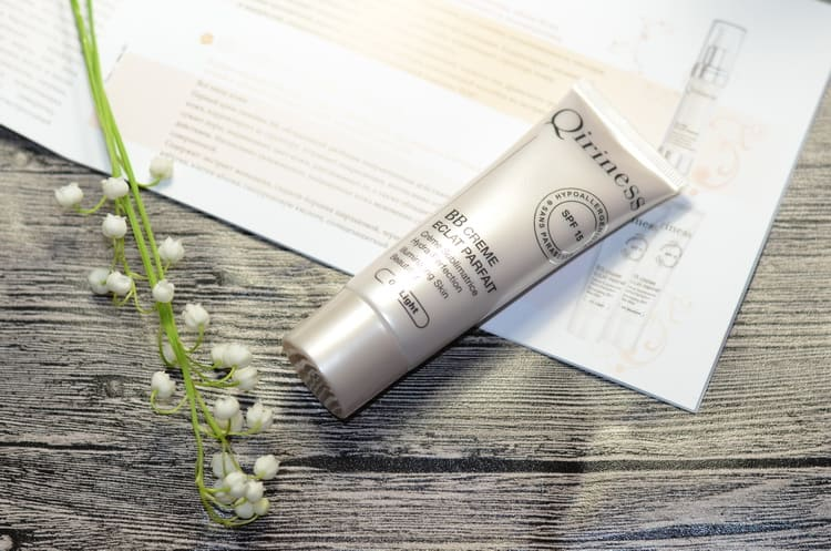 Qiriness BB Cream Illuminating Skin Beautifier 01 Light