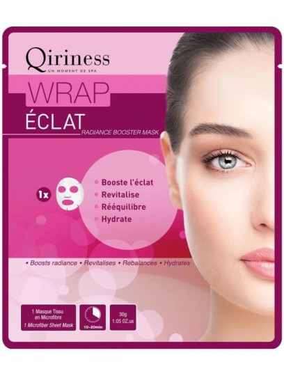 Wrap coup D'eclat Radiance booster mask